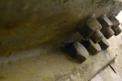υπηρεσία μπουλονιών βαρ&iota Στοκ εικόνα με δικαίωμα ελεύθερης χρήσης