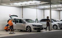 Υπηρεσίες προσοχής αυτοκινήτων στοκ φωτογραφίες με δικαίωμα ελεύθερης χρήσης