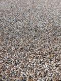 υποβάθρου γκρίζο αμμοχάλικο πετρών σύστασης στενό επάνω μακρο στοκ φωτογραφία με δικαίωμα ελεύθερης χρήσης