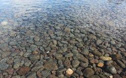 Υποβρύχιοι βράχοι Στοκ φωτογραφία με δικαίωμα ελεύθερης χρήσης