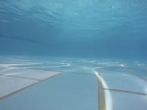 Υποβρύχιο πάτωμα λιμνών Στοκ Φωτογραφίες