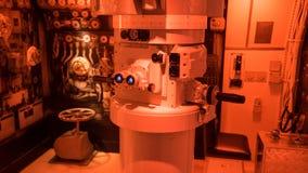 Υποβρύχιο περισκόπιο Στοκ Εικόνες