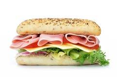 υποβρύχιο σάντουιτς Στοκ φωτογραφία με δικαίωμα ελεύθερης χρήσης