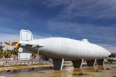 υποβρύχιο της Καρχηδόνας Ισπανία Στοκ εικόνα με δικαίωμα ελεύθερης χρήσης