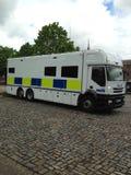 Υποβρύχιο φορτηγό ομάδων αστυνομίας Στοκ φωτογραφία με δικαίωμα ελεύθερης χρήσης