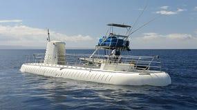 υποβρύχιο Στοκ εικόνα με δικαίωμα ελεύθερης χρήσης