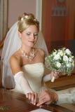 υπογραφή γάμου συμβάσεω& Στοκ Εικόνα