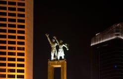 υποδοχή αγαλμάτων Στοκ φωτογραφία με δικαίωμα ελεύθερης χρήσης