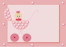 υποδοχή μωρών Στοκ φωτογραφία με δικαίωμα ελεύθερης χρήσης