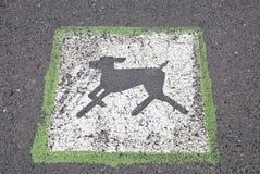 υποδοχή σκυλιών Στοκ Εικόνες