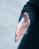 υποδοχή 2 επιχειρήσεων στοκ φωτογραφίες