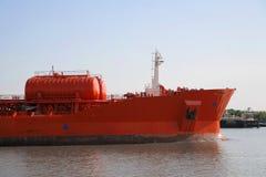 υποκύψτε το σκάφος Στοκ φωτογραφία με δικαίωμα ελεύθερης χρήσης