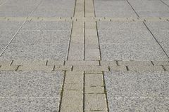 Υπολογίστε τις πλάκες επίστρωσης στο τετράγωνο Υπόβαθρο της επίστρωσης Στοκ εικόνα με δικαίωμα ελεύθερης χρήσης
