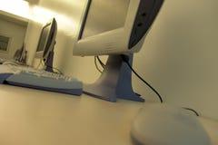υπολογιστές Στοκ φωτογραφίες με δικαίωμα ελεύθερης χρήσης