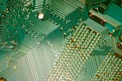υπολογιστής ανασκόπηση&s Στοκ φωτογραφία με δικαίωμα ελεύθερης χρήσης