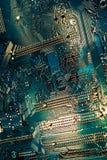 υπολογιστής ανασκόπηση&s Στοκ Εικόνες