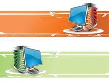 υπολογιστής εμβλημάτων απεικόνιση αποθεμάτων