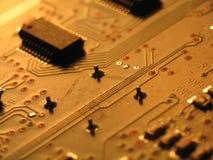 υπολογιστής εσωτερικό Στοκ Φωτογραφίες