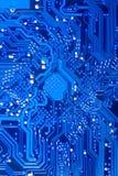 υπολογιστής κυκλωμάτω& Στοκ φωτογραφία με δικαίωμα ελεύθερης χρήσης