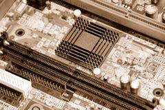 υπολογιστής μέσα Στοκ Εικόνα