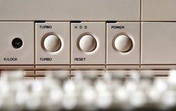 υπολογιστής παλαιός Στοκ εικόνα με δικαίωμα ελεύθερης χρήσης
