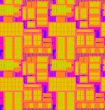 υπολογιστής τσιπ ανασκό Στοκ Φωτογραφίες