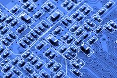 υπολογιστής τσιπ Στοκ Εικόνα