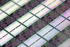 υπολογιστής τσιπ Στοκ Εικόνες
