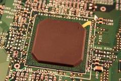 υπολογιστής τσιπ στοκ φωτογραφία με δικαίωμα ελεύθερης χρήσης