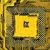 υπολογιστής χαρτονιών Στοκ Φωτογραφία