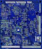 υπολογιστής χαρτονιών Στοκ εικόνα με δικαίωμα ελεύθερης χρήσης