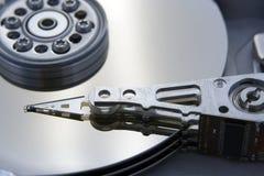 υπολογιστής harddrive Στοκ Φωτογραφία