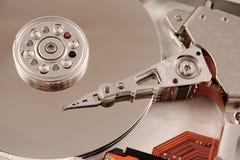 υπολογιστής harddrive Στοκ Φωτογραφίες