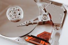 υπολογιστής harddrive Στοκ εικόνα με δικαίωμα ελεύθερης χρήσης