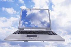 υπολογιστής labtop Στοκ εικόνα με δικαίωμα ελεύθερης χρήσης