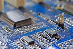 υπολογιστής mainboard Στοκ Εικόνες