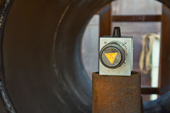 Υπονοήστε την των ακτίνων X μηχανή νανοδευτερολέπτου Στοκ Εικόνες