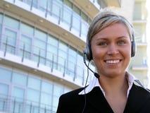 υποστήριξη πελατών Στοκ εικόνες με δικαίωμα ελεύθερης χρήσης