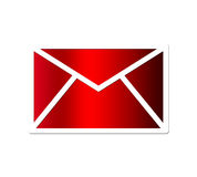 υποστήριξη ταχυδρομείου Στοκ Εικόνες