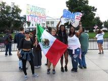 Υποστηρίζω το αμερικανικό όνειρο στοκ φωτογραφίες