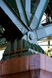 Υποστηρίξεις γεφυρών Στοκ Φωτογραφίες