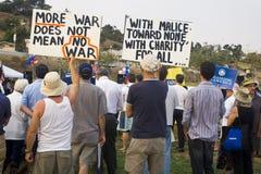 υποστηρικτές συνάθροισ&et στοκ εικόνες με δικαίωμα ελεύθερης χρήσης
