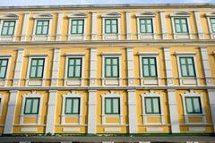 Υπουργείο Αμύνης, όλο το windows're κλειστό στοκ εικόνες