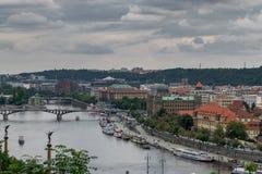 Υπουργείο βιομηχανίας και εμπορίου της Δημοκρατίας της Τσεχίας στοκ φωτογραφίες με δικαίωμα ελεύθερης χρήσης