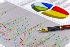 Υπολογισμός χρηματοδότησης και προϋπολογισμών στοκ φωτογραφία με δικαίωμα ελεύθερης χρήσης