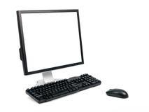 Υπολογιστής γραφείου στοκ εικόνα