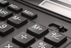 υπολογιστής κουμπιών Στοκ Φωτογραφίες