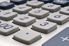 υπολογιστής κουμπιών Στοκ εικόνες με δικαίωμα ελεύθερης χρήσης