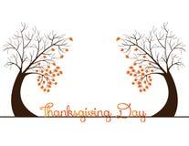 Υπόβαθρα ημέρας των ευχαριστιών Στοκ Εικόνες