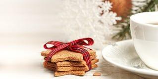 Υπόβαθρα καρτών Χριστουγέννων Στοκ Φωτογραφίες